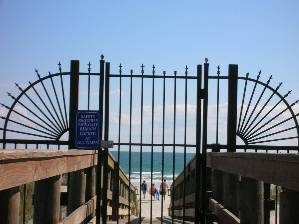 Gateway to the Beach