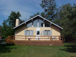 Pennsylvania Western Golf Vacation Rentals