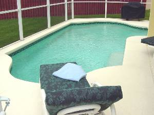 Enclosed/heated pool