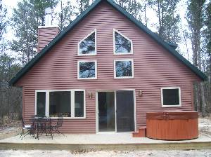 Waupaca, Wisconsin Cabin Rentals