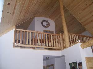 Eagle's Nest' loft