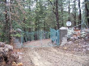 Gated Drive Entrance