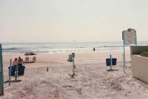 Lenox Beach Ramp