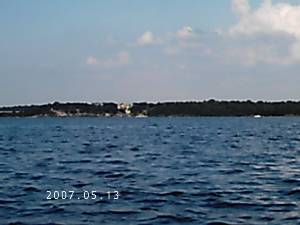 1250 acre lake
