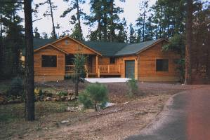 Forest Lakes, Arizona Cabin Rentals