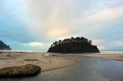 Oregon The Coast Cabin Rentals