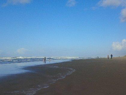Beach on OR Coast