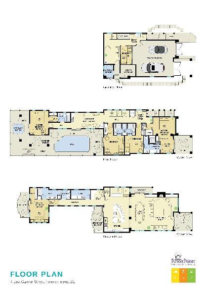 2 D Floor Plans
