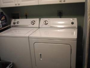 Laundry room A
