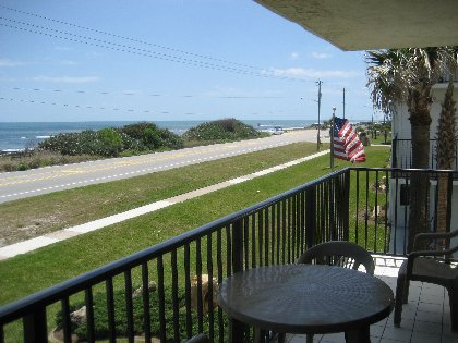 South Balcony View