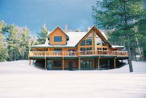 Brantingham Lake, New York Ski Vacations