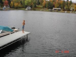 22 foot dock