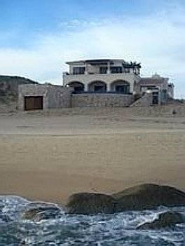 Villa, Beach, Ocean
