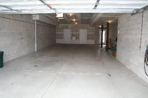 HUGE garage