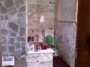 marble bath!