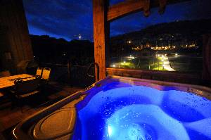 Private Hottub