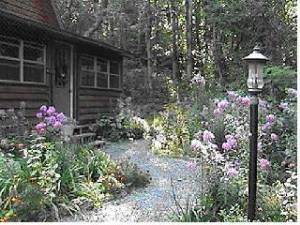 The Woodhaven cabin