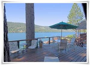 California Lake Tahoe Pet Friendly Rentals