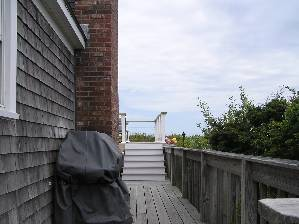 Walkway to Cottage