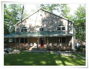 Monmouth, Maine Golf Vacation Rentals