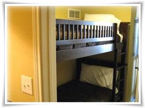 Bedroom #3 -Bunkroom