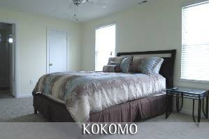 Kokomo Bedroom