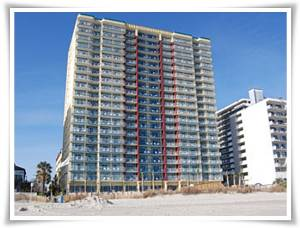North Myrtle Beach, South Carolina Beach Rentals
