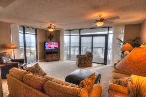 North Myrtle Beach, South Carolina Golf Vacation Rentals