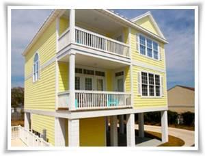 Garden City Beach, South Carolina Beach Rentals