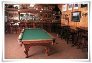 Tavern area