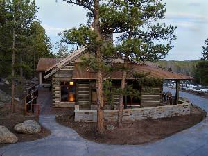 cabins discover rentals vacation cabin by in breckenridge a colorado log beauty luxury the rental of