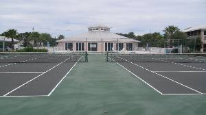 Tennis Courts & club