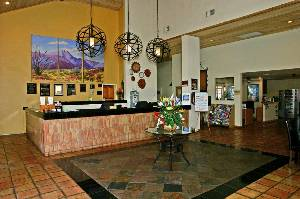 Visit the lobby