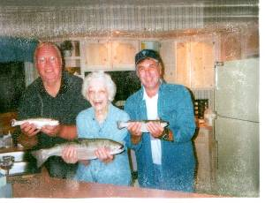 A big trout!