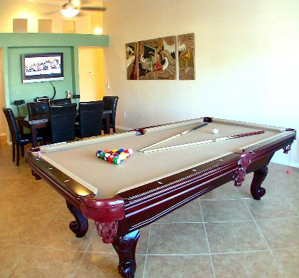 Pool Table/Dining