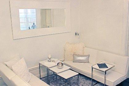 Living room in Moder