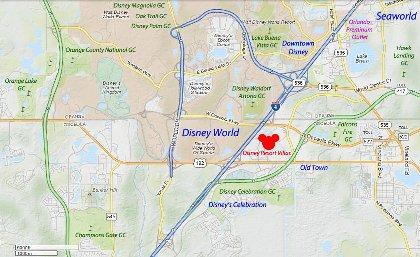 Disney Resort Villas