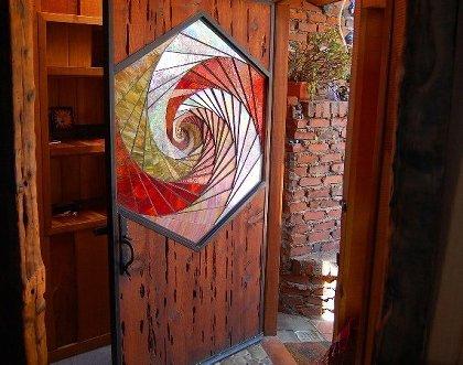 Handcrafted Door