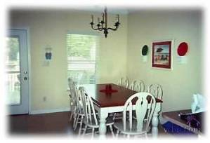 Dining room in 5 BR