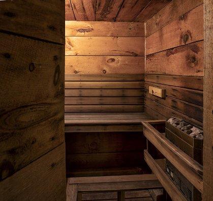 Toasty Sauna