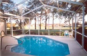 Heated Pool/Lanai