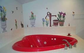 Red Heart Tub