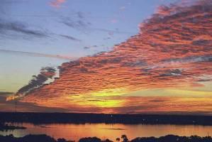 Sunset Halifax River