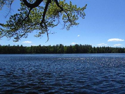 Santa Claus Lake
