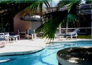 Landscaped Pools