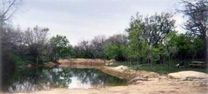 Pond and Picnic area