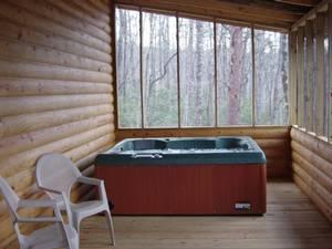 #5 hot tub