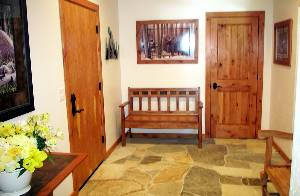Spacious Entryway
