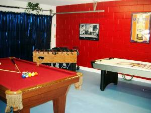 Large Games Room
