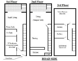 Townhouse Floor Plan